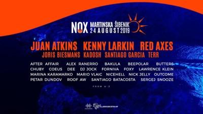 Ljeto na Matinskoj: Nox Festival