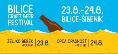 Bilice Craft Beer Festival: Nijedan naš pivar ili izvođač još se nije kandidirao za predsjednika Republike Hrvatske