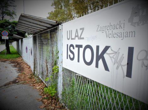 Zapušteni Velesajam (foto TRIS/G. Šimac)