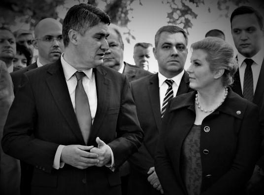 Milanović i Kolinda u Pazinu prije 4 godine (foto Ured predsjednice-obrađeno)