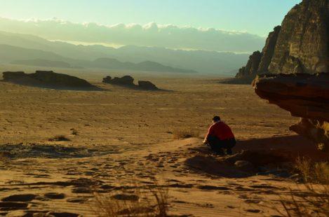 Na samotnome mjestu pred zalazak (foto: Joso Gracin Joka/Nina Živković)