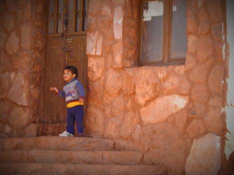 Sin beduina (foto TRIS/G. ŠIMAC)