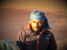 Beduin i prijatelj Awdeh (Audi) (foto TRIS/G. ŠIMAC)