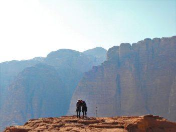 Na stijeni (foto TRIS/G. ŠIMAC)