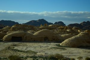 Pješčenjačke stijene iznad Wadi (foto Joso Gracin Joka)