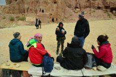 Simpatični beduinčić kod kojeg smo kupili razglednice (foto Joso Gracin Joka)