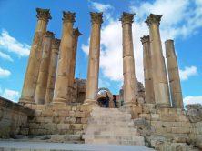 Artemidin hram u Gerasi (foto J. Gracin)