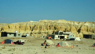 Izbjeglički kampovi (foto J. Gracin)