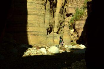 U Wadi Numeiri (foto J. Gracin)