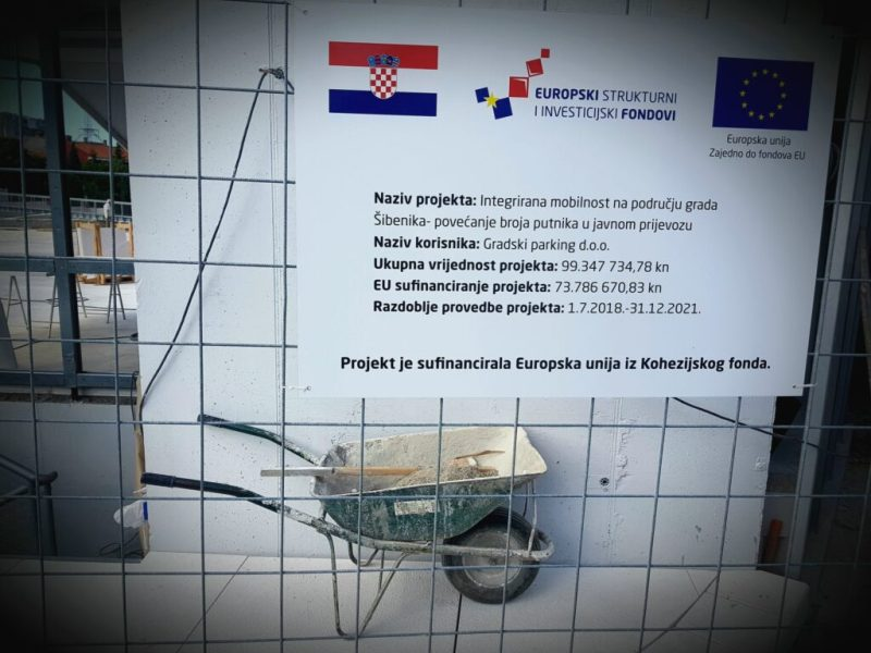 EU kariola na Poljani (foto TRIS/G. Šimac)