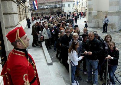 Foto: Hina/Tomislav Pavlek, izvor: Hrvatski sabor, Dan otvorenih vrata Sabora, ilustracija