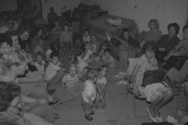 Djeca i majke u skloništu