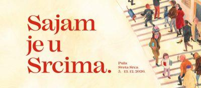 Nije san nego java: Sa(n)jam knjige u Istri je u srcima i uživo