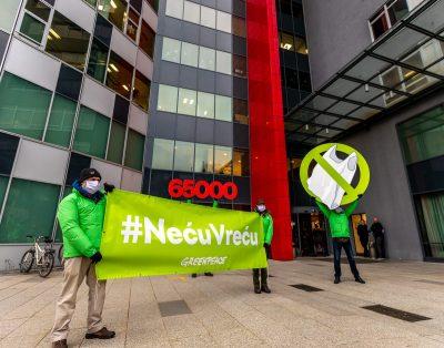 Foto: Greenpeace/Nevio Smajić