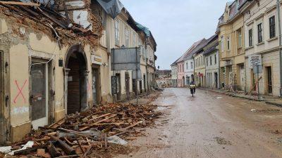 Nakon potresa (foto Tris)