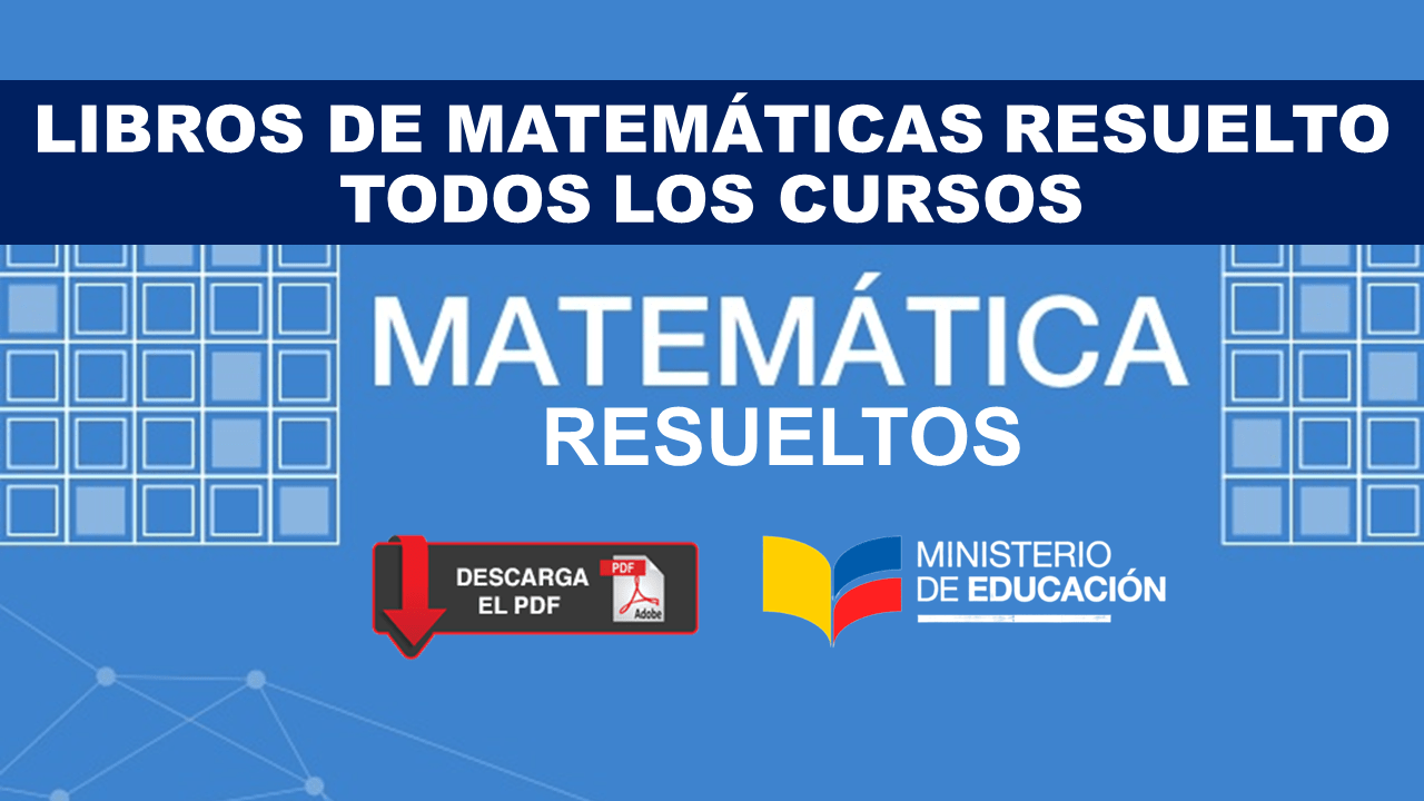 Libros de Matemáticas Resuelto