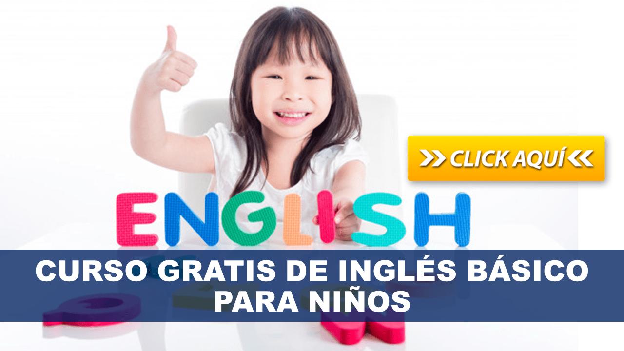 Curso Gratis de Inglés Básico para Descargar PDF