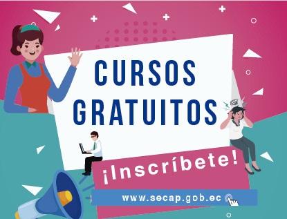 www.secap.gob.ec cursos gratuitos 2021 cursos secap 2020 secap cursos gratuitos carreras