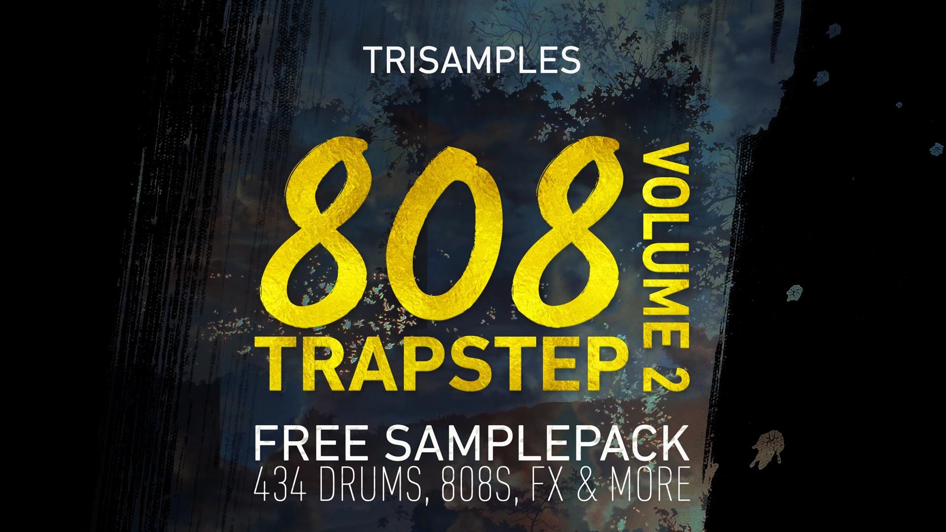 808 Trapstep Pack Vol 1 - TriSamples