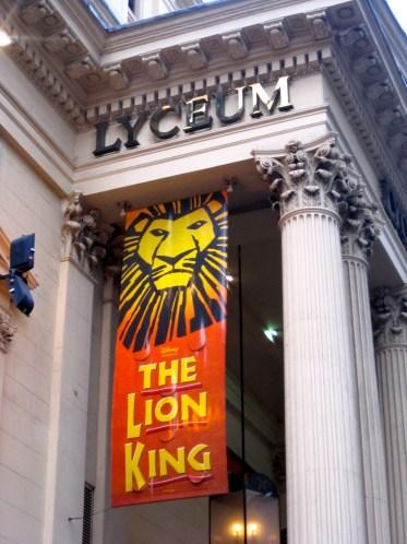 London musical theatre.