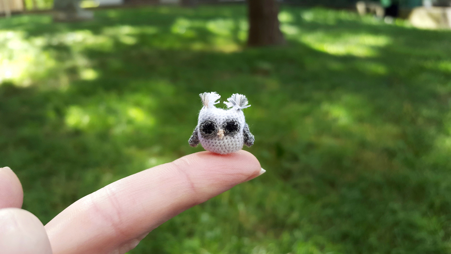 Amigurumi - miniature talisman toys with their own hands