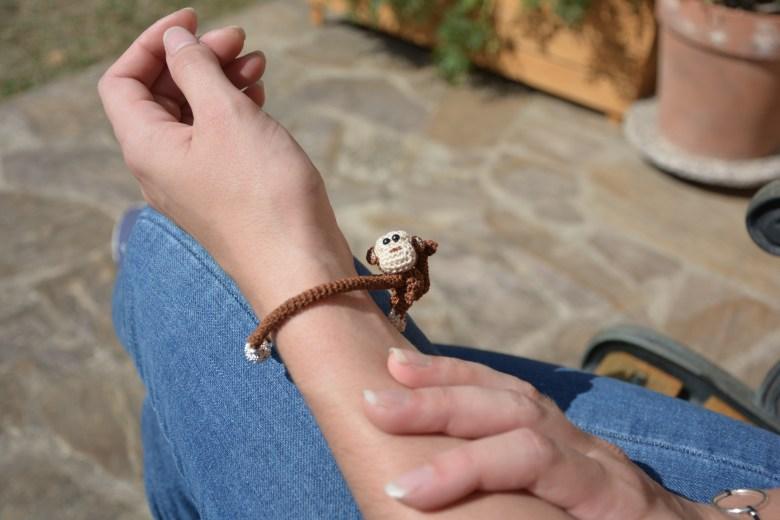 Ravelry: Mini Monkeys Amigurumi pattern by Lucy Collin | 520x780