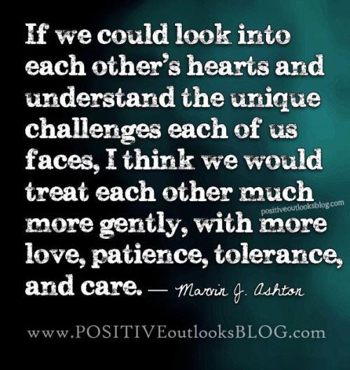 Pure Kindness...