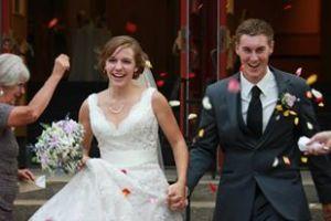 matt and janneke wedding