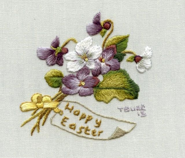Easter Violets