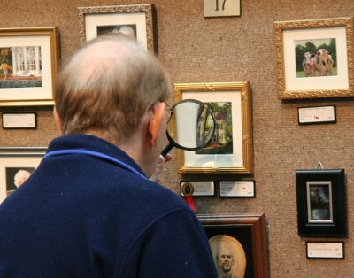 Miniature Art Exhibition