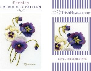 Pansies booklet