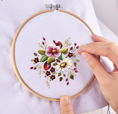 Distance Learning Classes Trish Burr Embroidery Blog