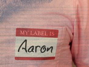 my-label-is-aaron