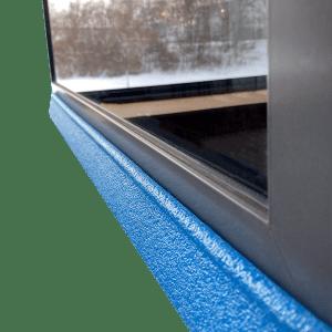 WIndow Frame Foam Protection
