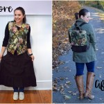 Diy Convertible Backpack Tote Bag Refashion With Janome Trish Stitched