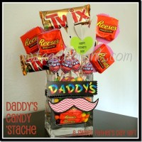 Daddy's Candy 'Stache