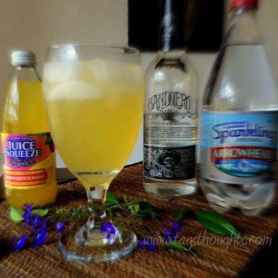 Summer Goddess; Recipe for a Cocktail