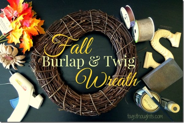 First Day Of Autumn; Fall Wreaths by TrishSutton.com
