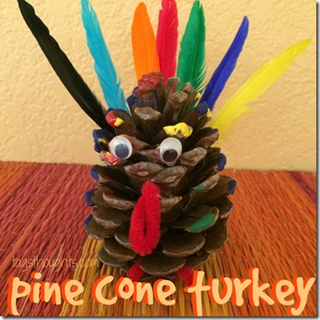 Pine Cone Turkey