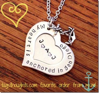 trishsutton.com favorite Metal Stampin Mama necklace