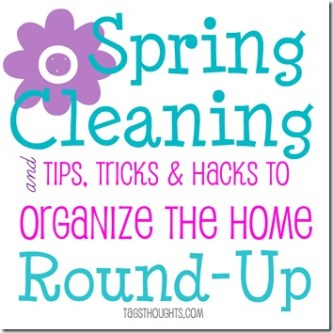 Spring Cleaning & Home Organization Round-Up by trishsutton.com