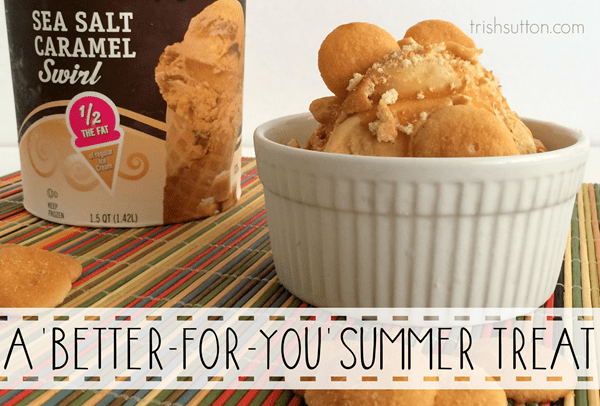 A Better-For-You Summer Treat! #GetTheScoop TCBY Giveaway TrishSutton.com