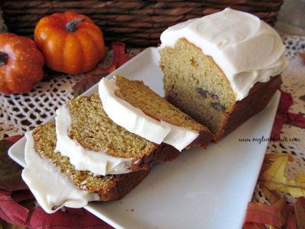 Pumpkin Bread-best