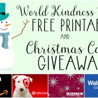 World Kindness Day And Christmas Cash Giveaway