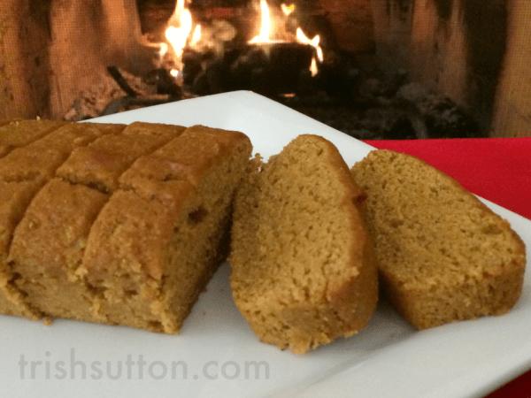 Perfect Pumpkin Pound Cake Recipe by TrishSutton.com