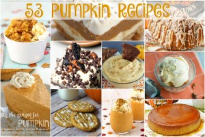 53 Pumpkin Recipes