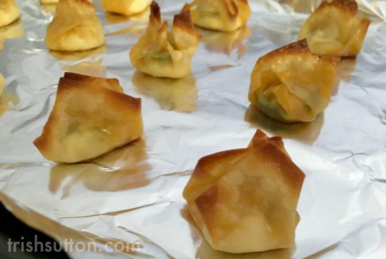 Recipe: Wonton Jalapeño Poppers