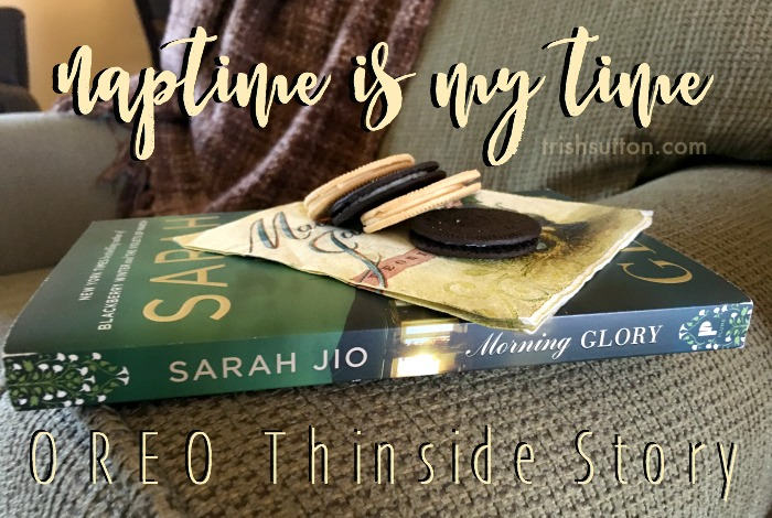 Q: What do grace and OREO Thins have in common? A: TrishSutton.com. Naptime Is My Time; OREO Thinside Story {Gift Card Giveaway} #OREOThinSideStory