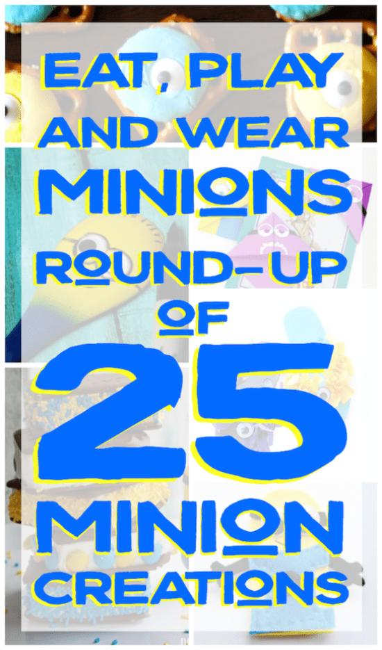 Minions 2; Eat, Play And Wear Minion Round-Up, TrishSutton.com
