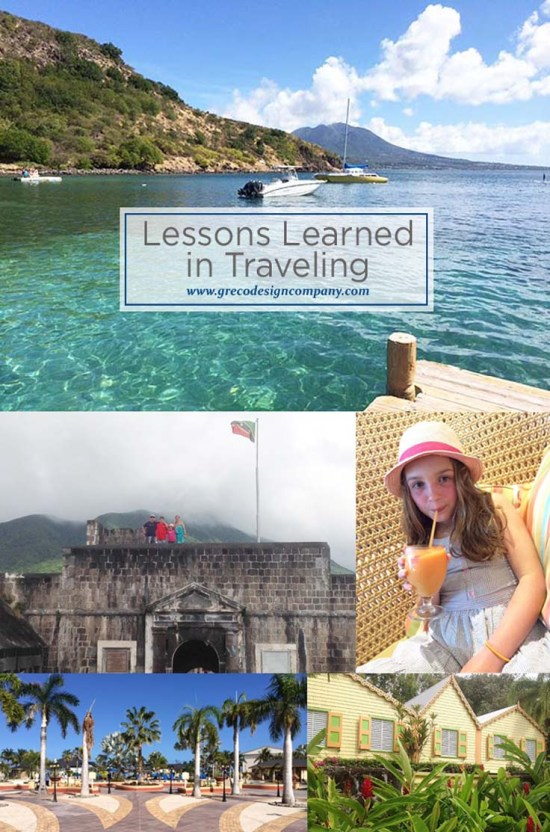 Lessons Learned in Traveling; 8 Must Read Tips for Travel by Lori Greco, TrishSutton.com